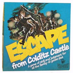 Escape from Colditz Castle