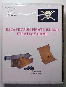 Escape From Pirate Island