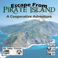 Escape From Pirate Island