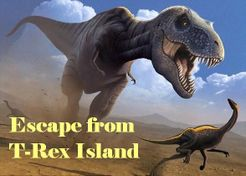 Escape from T-Rex Island
