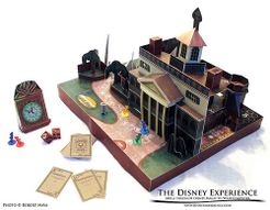 Escape from the Haunted Mansion