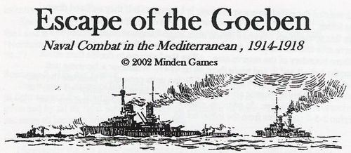 Escape of the Goeben