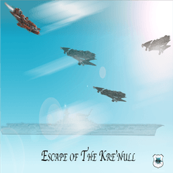 Escape of the Kre'null