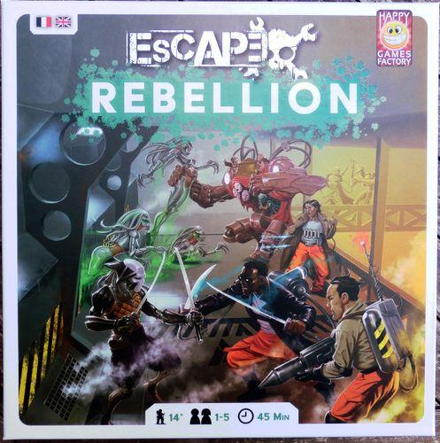 Escape: Rebellion