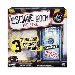 Escape Room: The Game (Escape Rooms II)