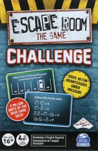 Escape Room: The Game – Challenge