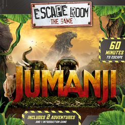 Escape Room: The Game – Jumanji