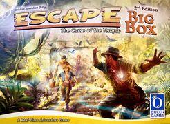 Escape: The Curse of the Temple – Big Box Second Edition