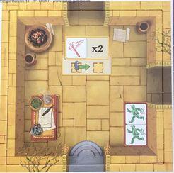 Escape: The Curse of the Temple – Queenie 13: Map
