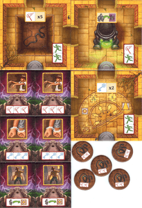 Escape: The Curse of the Temple – Queenie 5: Quest Chambers