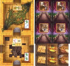 Escape: The Curse of the Temple – Queenie 6: The Maze