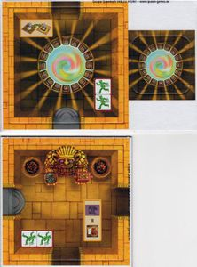 Escape: The Curse of the Temple – Queenie 9: Exchange Chamber and Teleporter Chamber