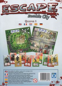 Escape: Zombie City – Queenie 1
