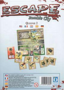 Escape: Zombie City – Queenie 2