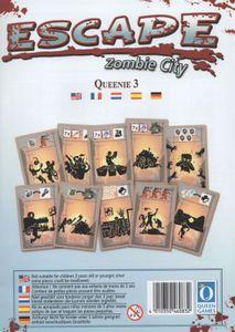 Escape: Zombie City – Queenie 3