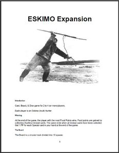 Eskimo Expansion