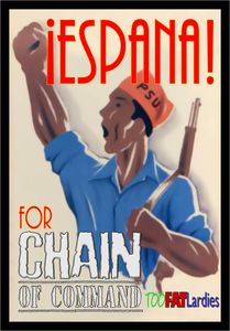 ¡Espana!: For Chain of Command