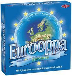 Eurooppa Tietopeli