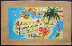EUROPA - ASIEN - AFRIKA  Eine Reise in heisse Länder mit Sinalco
