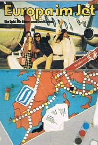 Europa im Jet