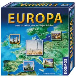 Europa: Paris ist ja klar, aber wo liegt Córdoba?