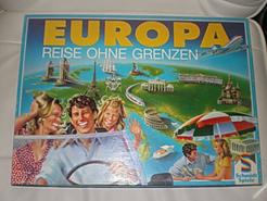 Europa  Reise ohne Grenzen