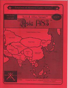 Europe 1483: Asia 1483