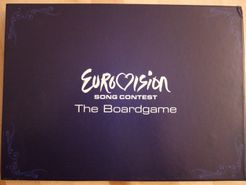 Eurovision Song Contest The Boardgame