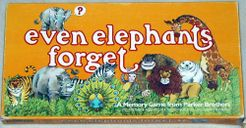 Even Elephants Forget