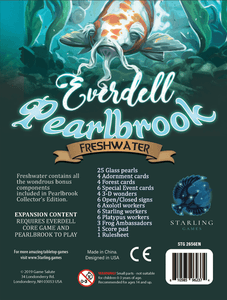 Everdell: Pearlbrook – Freshwater Pack