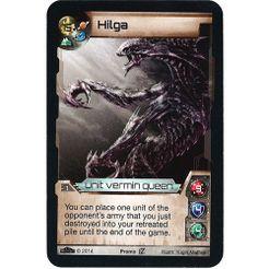 EverZone: Hilga Promo Card