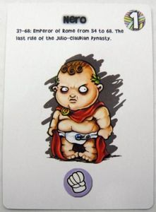 Evil Baby Orphanage: Nero Promo Card