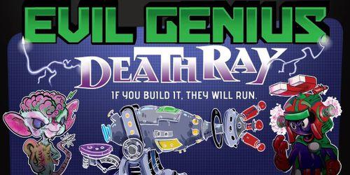 Evil Genius: Deathray