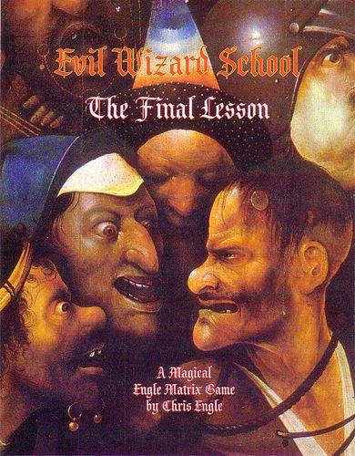 Evil Wizard School: The Final Lesson