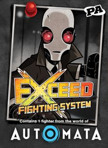 EXCEED: Carl Swangee Bonus Fighter