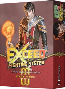 Exceed: Devris Solo Fighter