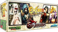 Exceed: Red Horizon – Kaden, Eva, Miska, and Lily