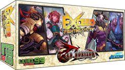 Exceed: Red Horizon – Satoshi, Mei Lien, Morathi, and Baelkhor