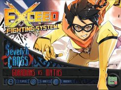 Exceed: Seventh Cross – Guardians vs. Myths Box