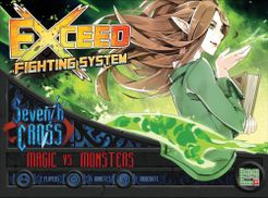 Exceed: Seventh Cross – Magic vs. Monsters Box
