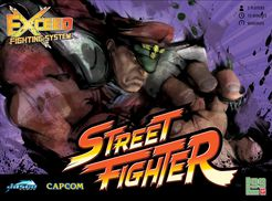 EXCEED: Street Fighter – M.Bison Box