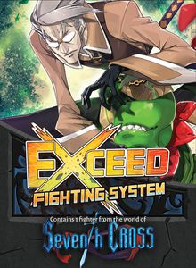 EXCEED: Sydney & Serena Bonus Fighter