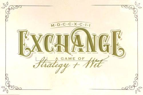 Exchange: A Stock Trading Game of Strategy & Wit