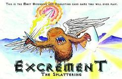 Excrement: the Splattering