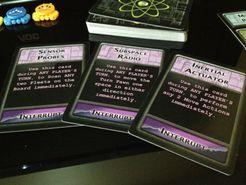 Exile Sun: Tech Interrupt Cards