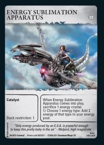 Existenz: On the Ruins of Chaos – Energy Sublimation Apparatus Promo