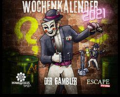 Exit-Game Wochenkalender 2021: Der Gambler