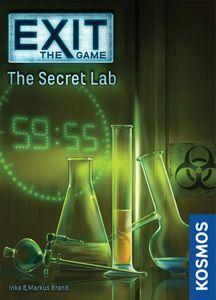 Exit: The Game – The Secret Lab