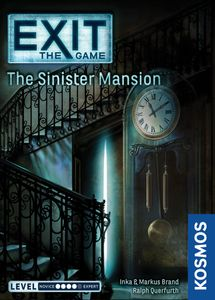 Exit: The Game – The Sinister Mansion