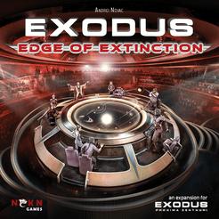 Exodus: Edge of Extinction – Kickstarter Edition